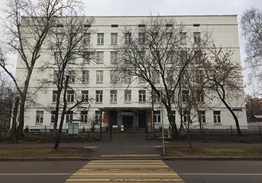 Клининг школы и объектов ГБОУ Школа 1349