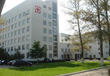 Клининг помещений Ступинской центральной больницы
