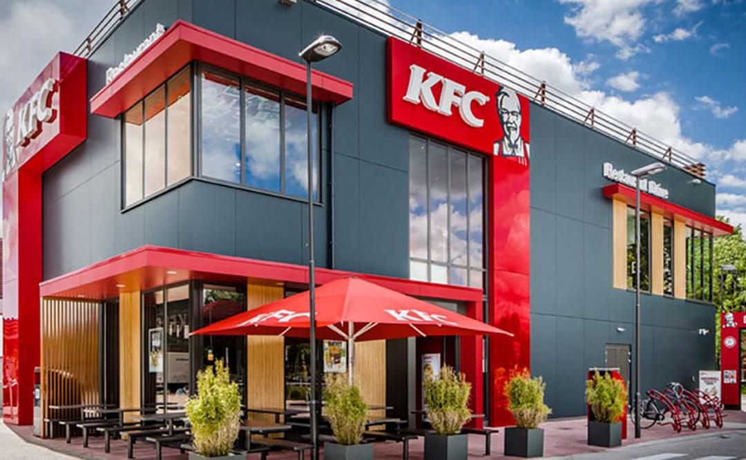 Техническое обслуживание сети ресторанов KFC в Москве