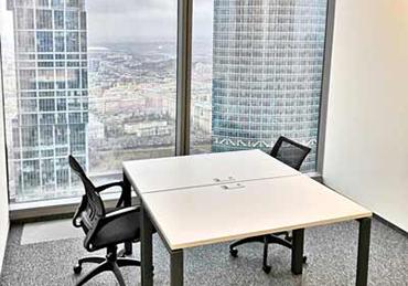 Капитальный ремонт офисов в Москва-Сити «Башня Федерация»